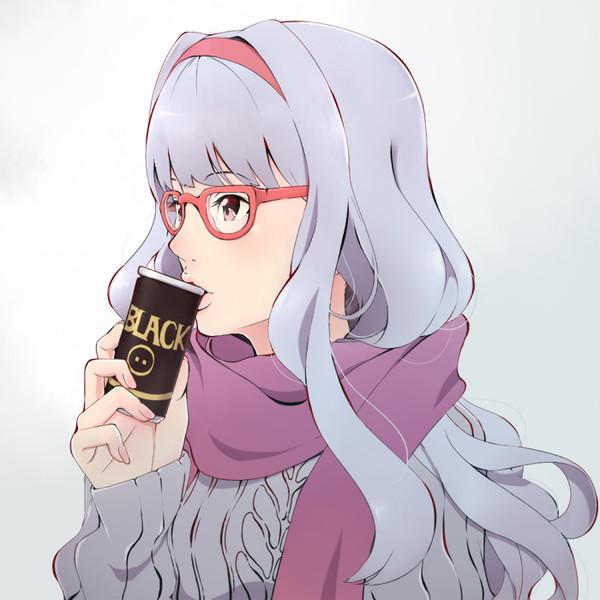 貴音とコーヒー