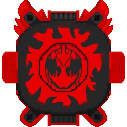 Minecraft 仮面ライダーゴースト 闘魂ブーストゴースト眼魂 Garuga07 さんのイラスト ニコニコ静画 イラスト