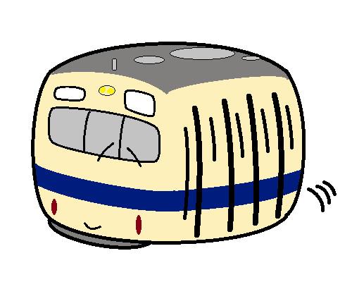 国鉄103系電車 瀬戸内色