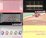 【MMD】バレンタインステージセット【ステージ配布】
