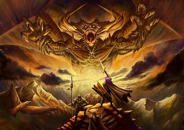 魔王への挑戦 しげる さんのイラスト ニコニコ静画 イラスト