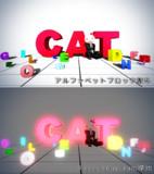 アルファベットブロック配布【配布終了】