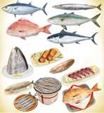魚料理セットver1.0