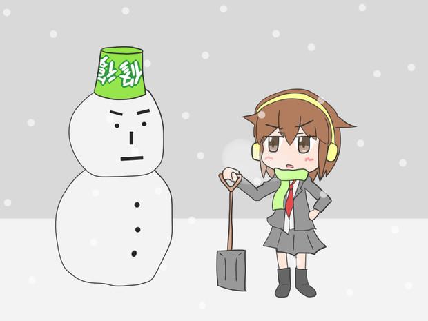 雪も悪くない