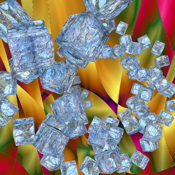 宝石キューブ6