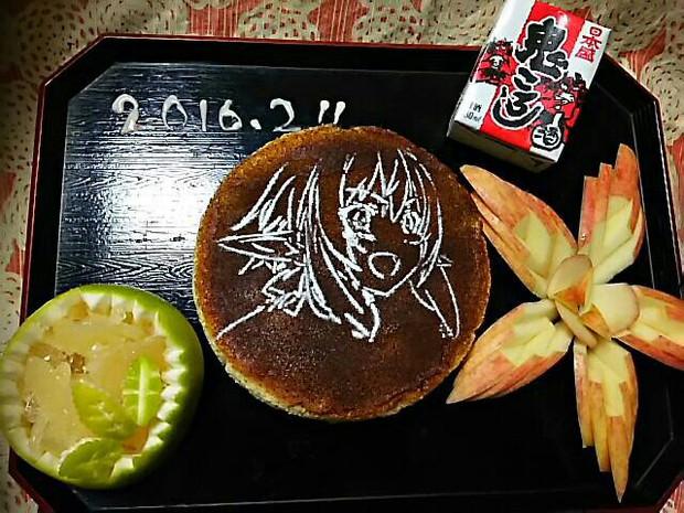 切り絵/ヶーキ
