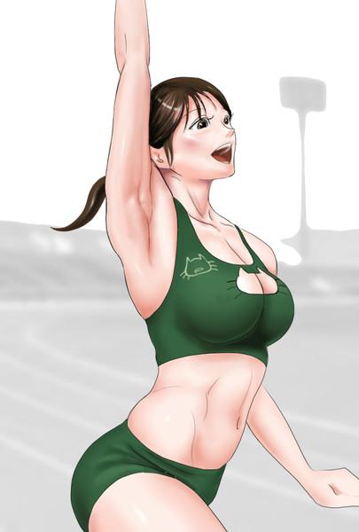 女子陸上選手(改)