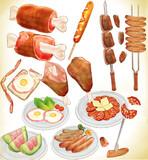 肉料理セットver1.0
