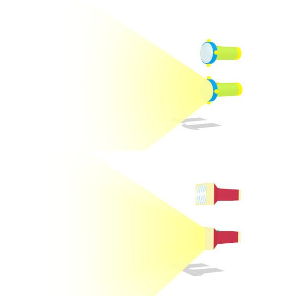 スモールライト&ビッグライト