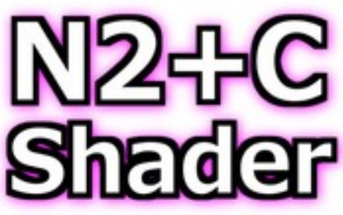 MMD用シェーダー「N2+CShader」【MME配布】
