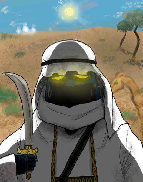 アラビアンネクロマンサー