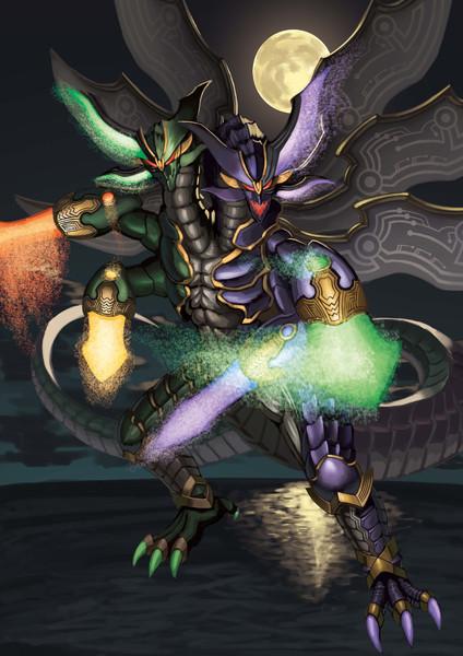ダブルエクストリームドラゴン