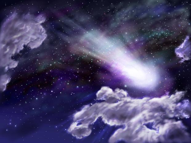 人類が初めて見た彗星