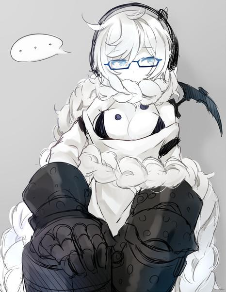 集積地棲姫ちゃん