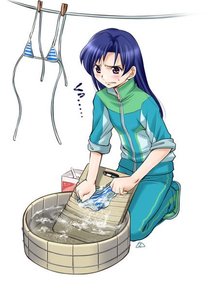 アイマス・千早洗濯