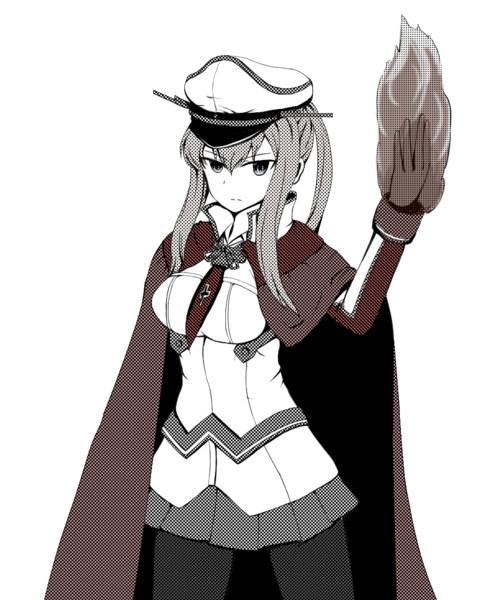 私はグラーフ。ドイツの本格空母。貴官は私が欲しくないか?