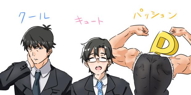 アニメ3人組プロデューサー