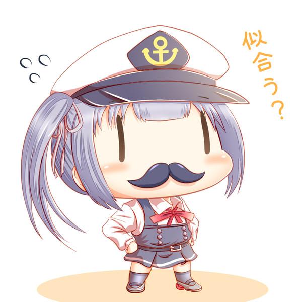 かすみちゃん提督