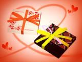 【MMDアクセサリ配布あり】Happy Valentine!!