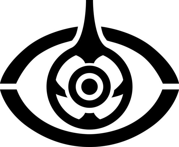 仮面ライダーネクロムのライダーズクレスト Muska さんのイラスト