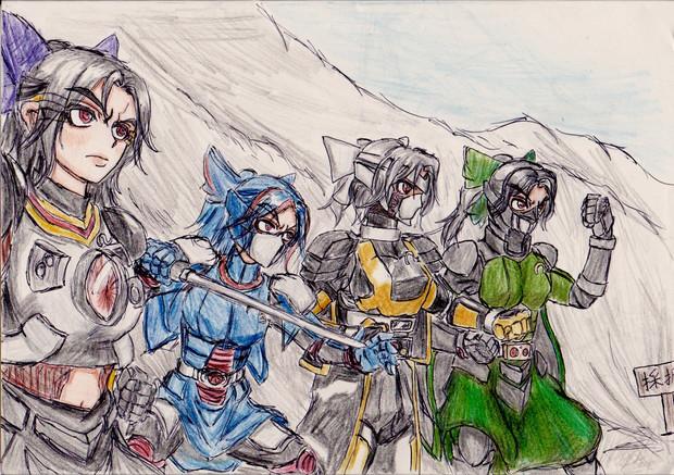 UTSUHO RX世界を駆ける