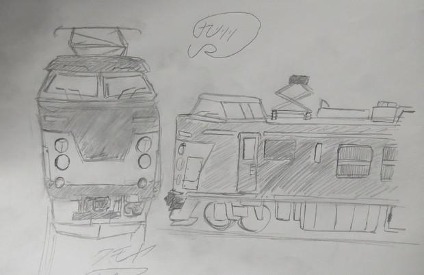 クモヤ443形