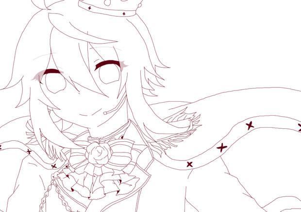 華麗な姫君