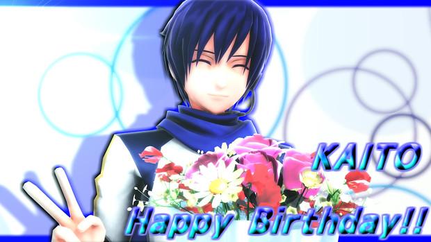 KAITO Happy Birthday!!