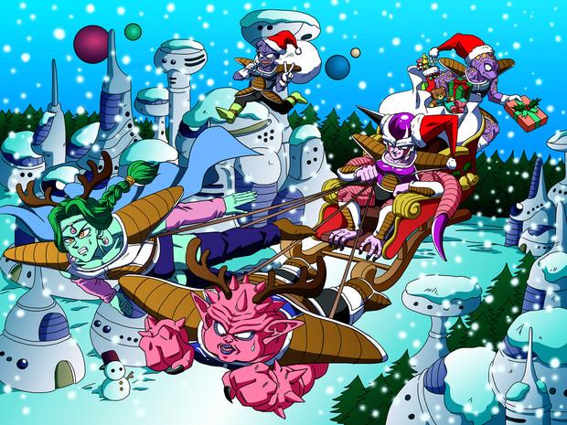 フリーザ軍のクリスマス