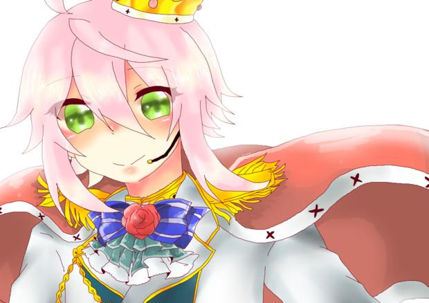 凛として華麗な姫君