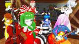 【東方MMD】バンドやろうぜ!