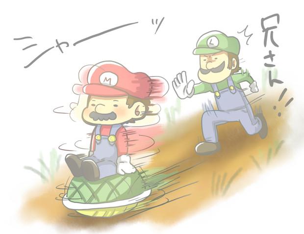兄さーーーーーん!!!