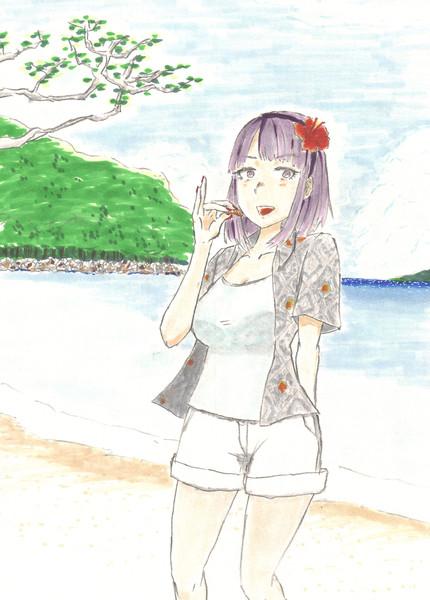 大島紬ほたるさん