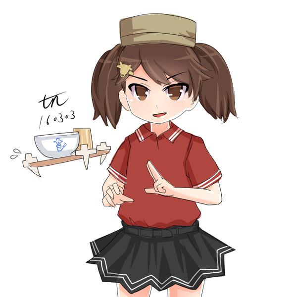 龍驤2_ワンドロ