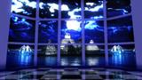 【MMDステージ配布】湾岸ピラミッドシティ ST39【AL対応】
