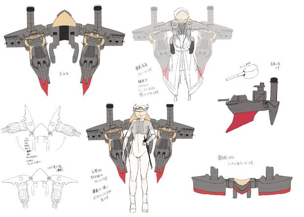 三笠の艤装更新と艤装モデリング引き継ぎについて