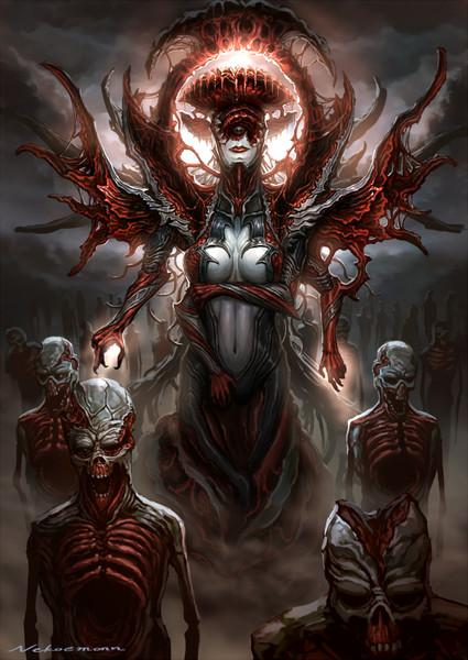 血塗れの女帝