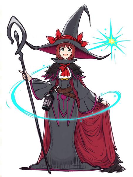 黒魔術師 春香 レンコンさん さんのイラスト ニコニコ静画 イラスト