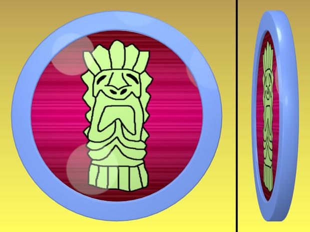 ティキの円コースター