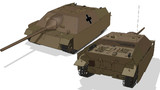 IV号駆逐戦車/70ラング 更新ver1.2