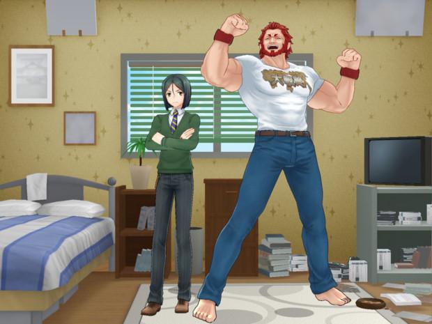 【Fate/MMD】イスカンダルとウェイバー