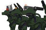 モデル配布/97式歩兵随伴機