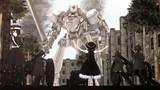 銀の巨人と少女【第一回ヒトとロボ選手権】