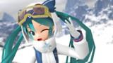 【MMDモデル配布】あにまさ式改変雪ミク2016