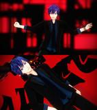 【MMD】 ELECT 【びよ式KAITO】【画質向上版】