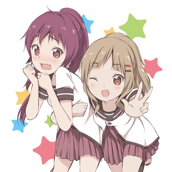 ポニテ櫻子×綾乃