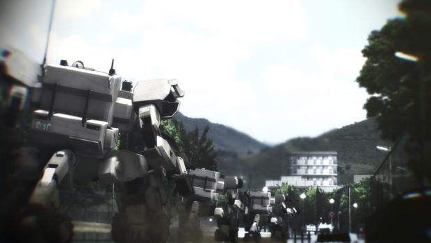 すすめ!ワークプラット小隊