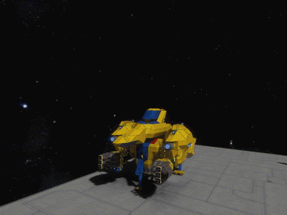 [Space Engineers] メタス Ver2