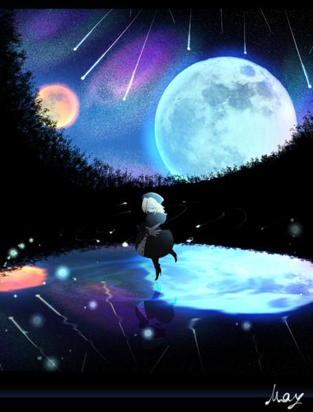 鏡面宇宙の舞踊曲