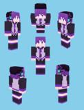 【Minecraft】唄音ウタ(デフォ子)